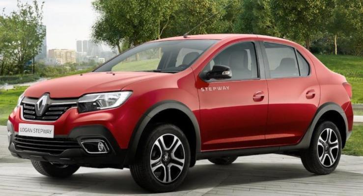 Renault Logan Stepway cross-sedan ortaya çıktı