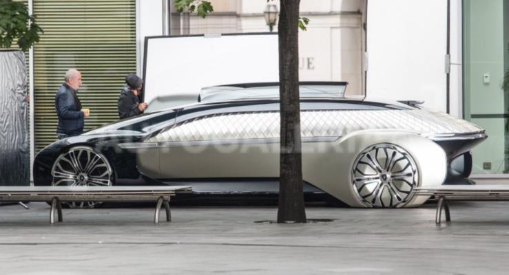 Renault'nun yeni konsepti görüntülendi