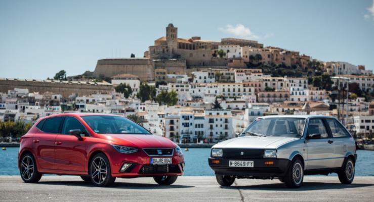 SEAT Ibiza'nın 33 yıllık hikayesi