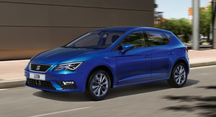 SEAT Leon'un dizel otomatik modellerinde 0,99 faiz seçeneği