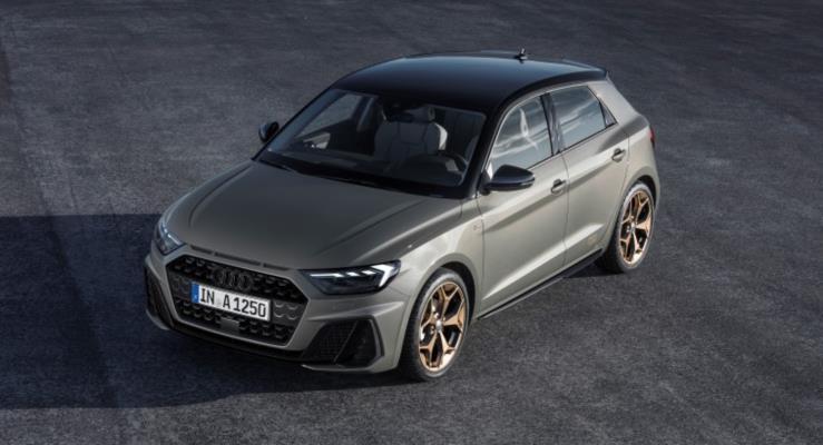 Şehir yaşamı için ideal yol arkadaşı Yeni Audi A1 Sportback