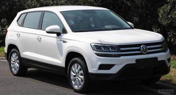 Skoda Karoq ve Volkswagen Atlas karışımı: Yeni Tharu SUV