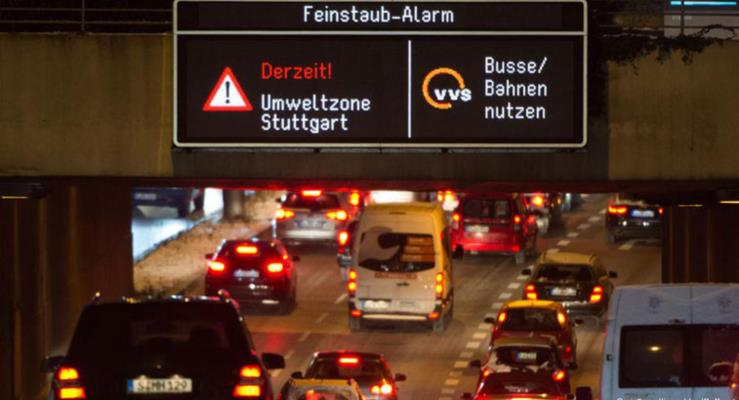 Stuttgart 2019'dan itibaren dizel otomobilleri yasaklıyor