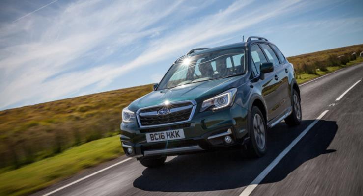 Subaru artık İngiltere'de dizel satmayacak