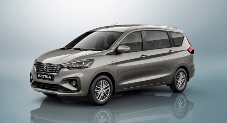 Suzuki Endonezya Auto Show'da Ertiga minivanı tanıtacak