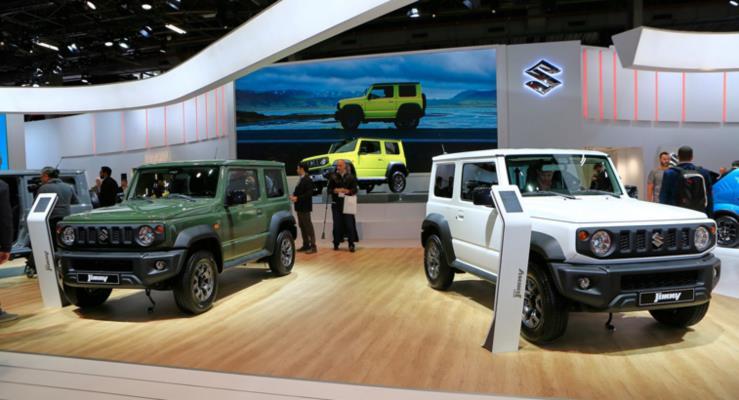Suzuki Jimny'ye büyük ilgi: Şimdi sıraya giren bir yıl bekleyecek