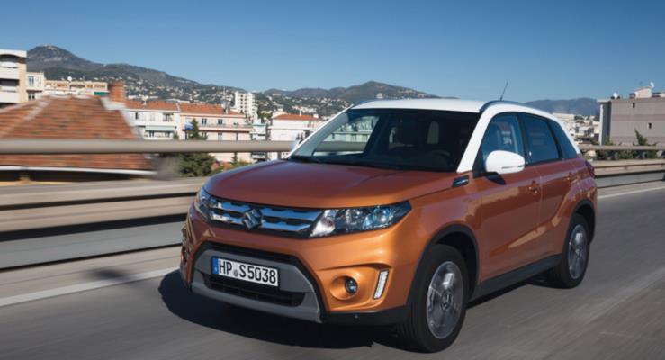 Suzuki Vitara'da 4 Bin TL'ye Varan Özel Alım Avantajı!