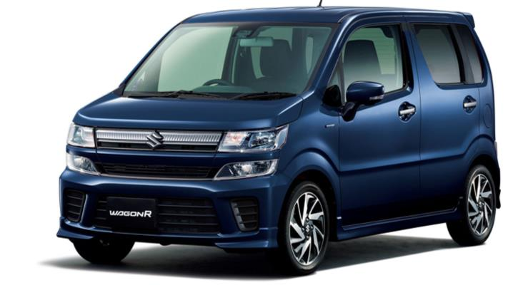 Suzuki Wagon R'nin 25. yılını özel versiyonla kutluyor