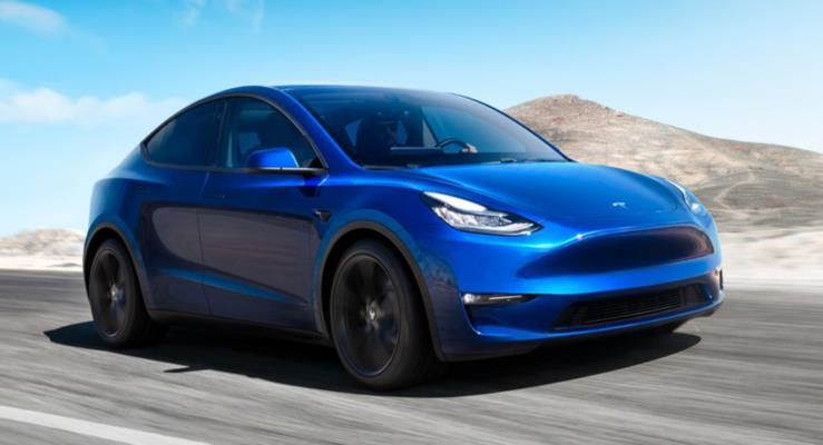 Tesla Model Y güvenli, hızlı ve 500 km menzile sahip