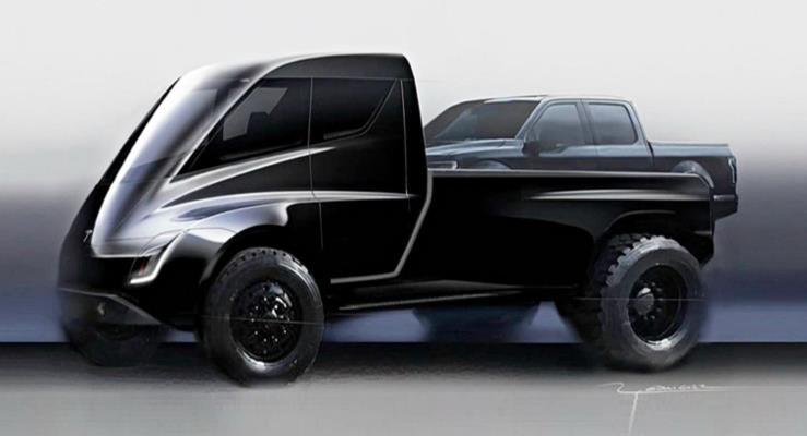Tesla'nın pickup kamyoneti beklenenden erken gelebilir