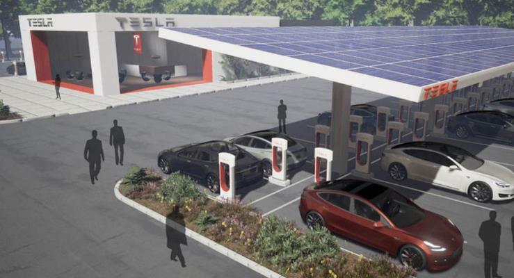 Tesla şarj istasyonları Türkiye