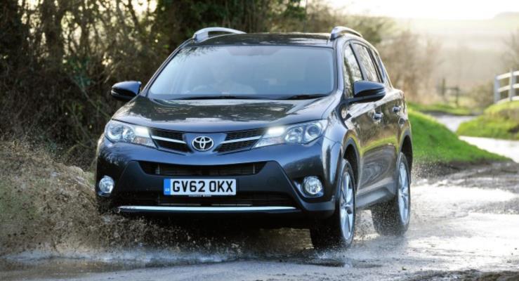 Toyota Avrupa'da RAV4 dizel seçeneğini kaldırdı