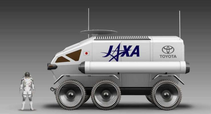 Toyota uzaya çıkıyor