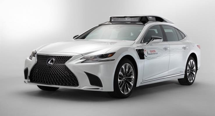 Toyota ve Lexus otomatik sürüş modu geliştiriyor