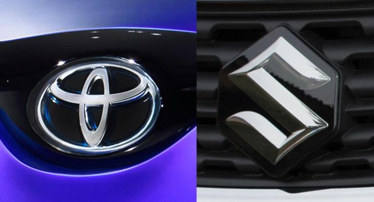 Toyota ve Suzuki yeni teknolojiler ve pazarlama modelleri için güçlerini birleştirdi