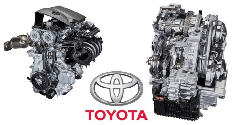 Toyota Yeni Motor ve Şanzıman Teknolojileriyle Verimliliği Artırıyor