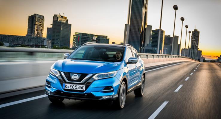 Üçüncü nesil Nissan Qashqai 2020'de hibrit teknolojisiyle gelecek