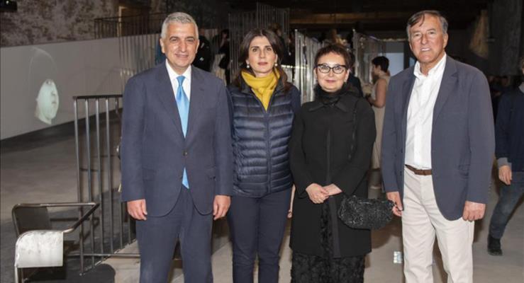 Venedik Bienali Türkiye Pavyonu Fiat sponsorluğunda kapılarını açıyor