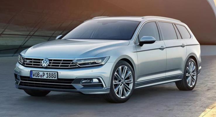 Volkswagen 2018 yılı için Golf ve Passat'ı yeni motorlar ve donanımla güncelledi