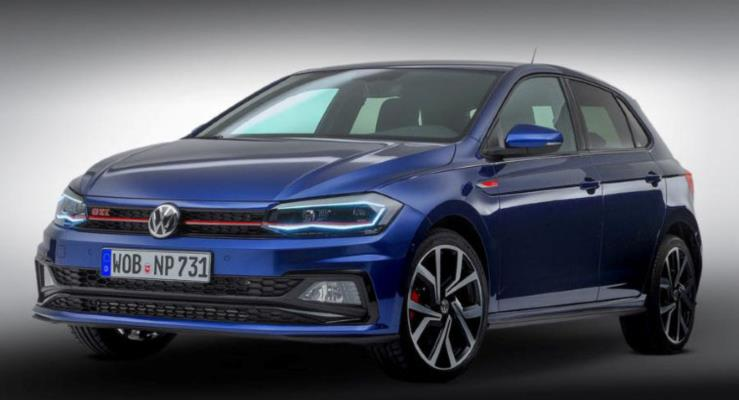 Volkswagen 300 Hp Lik Polo R Prototiplerini Test Ediyor