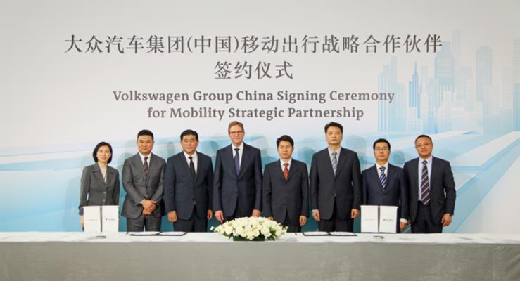 Volkswagen Çin'de E-Mobilite yatırımlarını genişletiyor