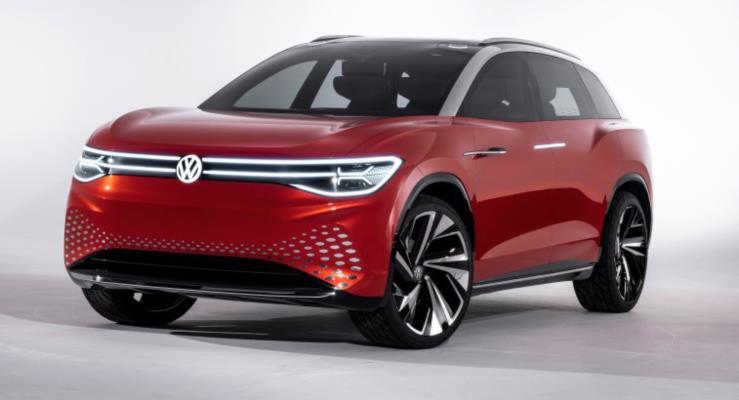 Volkswagen'den yeni elektrikli SUV konsepti: ID. ROOMZZ