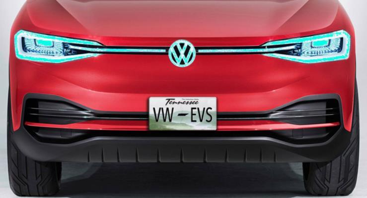 Volkswagen elektrikli I.D. Crozz modelinin Kuzey Amerika'daki üretim lokasyonunu açıkladı