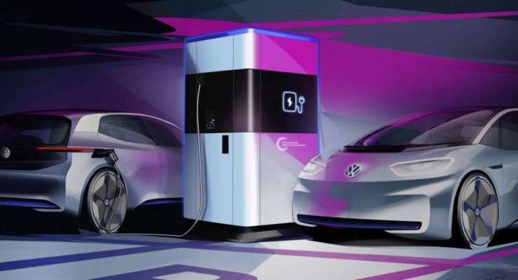 """Volkswagen elektrikli otomobiller için """"Power Bank"""" üretecek"""