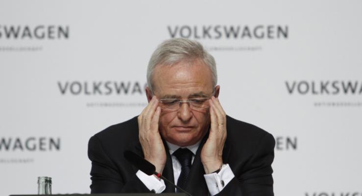 Volkswagen eski CEO