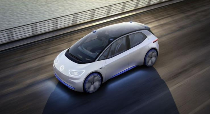 Volkswagen I.D. hatchback üretimini Kasım 2019'da başlatacak