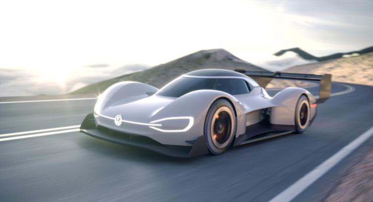 Volkswagen I.D. R dünya prömiyerine hazır