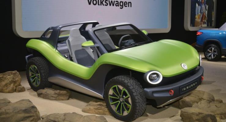 Volkswagen'in ID Buggy Konsepti Nostaljiyi Elektrikli Otomobiller Çağına Taşıyor