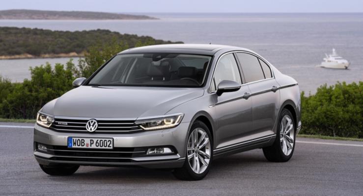 Volkswagen'in segmentinde en çok satan modeli Passat 45 yaşında