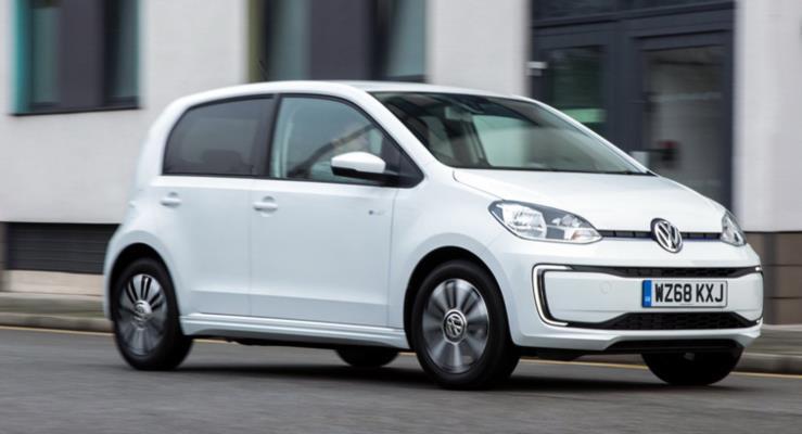 Volkswagen'in uygun fiyatlı elektrikli modeli ikinci nesil e-Up! mı?