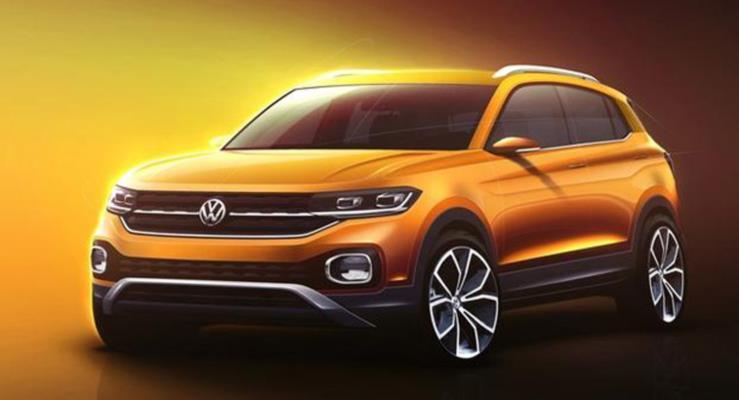 Volkswagen T-Cross küçük SUV ile şehirli aileleri hedef alıyor