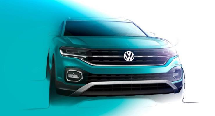 Volkswagen T-Cross'tan yeni video
