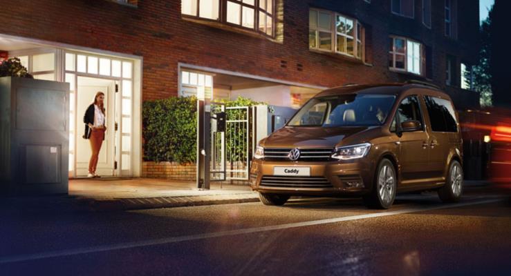 Volkswagen Ticari Araç'tan Caddy modellerine özel 7 bin TL'ye varan indirim