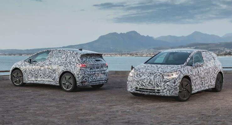 Volkswagen ve Ford Detroit'de ortaklıklarını duyurmaya hazırlanıyor olabilir