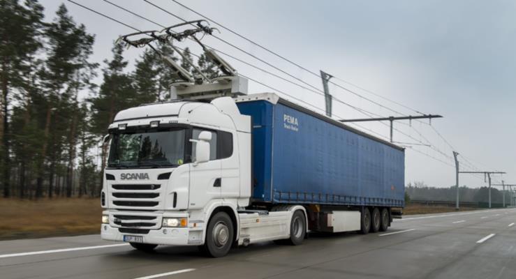 Volkswagen ve Siemens'ten elektrikli tırlara özel proje