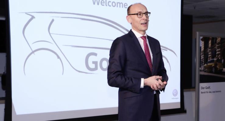 Volkswagen yeni Golf için yaptığı hazırlıkları göz önüne serdi