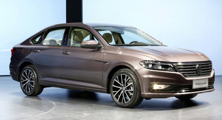 Volkswagen yeni modellerini Çin'de görücüye çıkardı