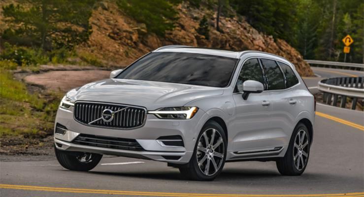 Volvo 2017'de satış rekoru kırdı