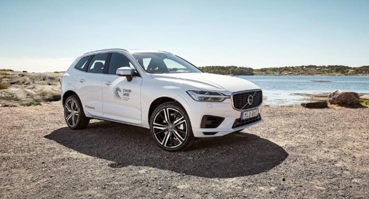 Volvo 2025 yılı için her otomobilde %25 geri dönüştürülmüş plastik hedefliyor