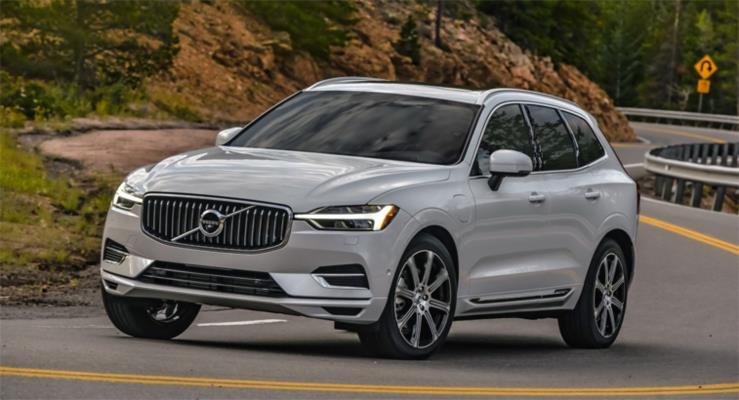 Volvo elektrikli XC60 modelini hazırlıyor olabilir