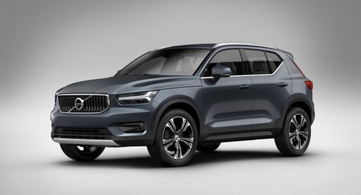 Volvo tasarım şefi XC40'ın firmanın ilk tam elektrikli modeli olacağını doğruladı