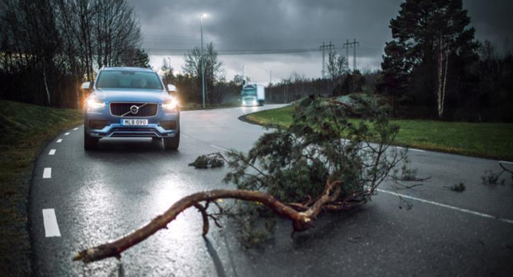 Volvo trafik güvenliğini artırmak için gerçek zamanlı veri paylaşacak