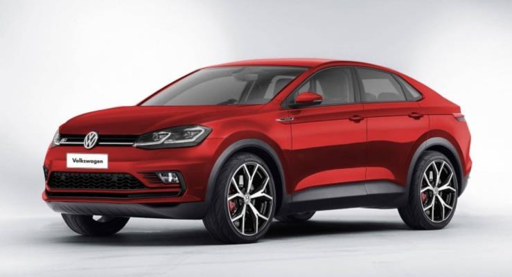 VW I.D. Cross dijital çizimle canlandırıldı