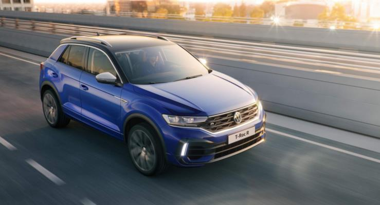 VW T-Roc R tanıtıldı: 300 PS gücünde, 4.9 saniyede 0'dan 100'e çıkıyor