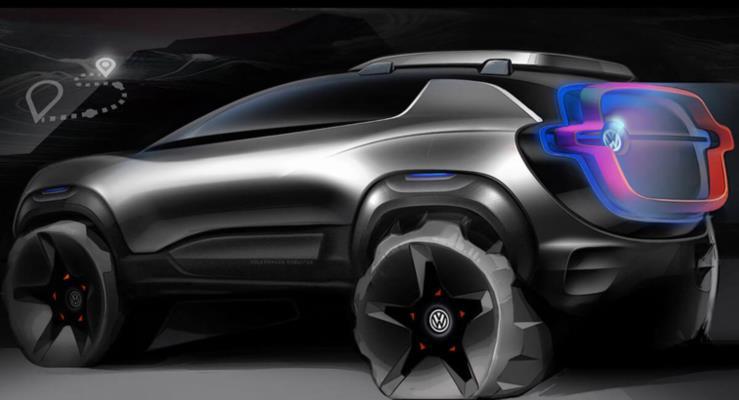 VW T-Rug, Land Rover Defender'ın karşısına çıkacak