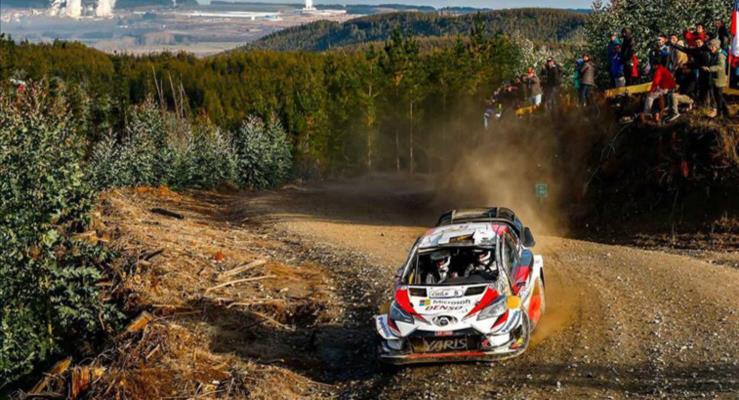 WRC Şili Rallisi